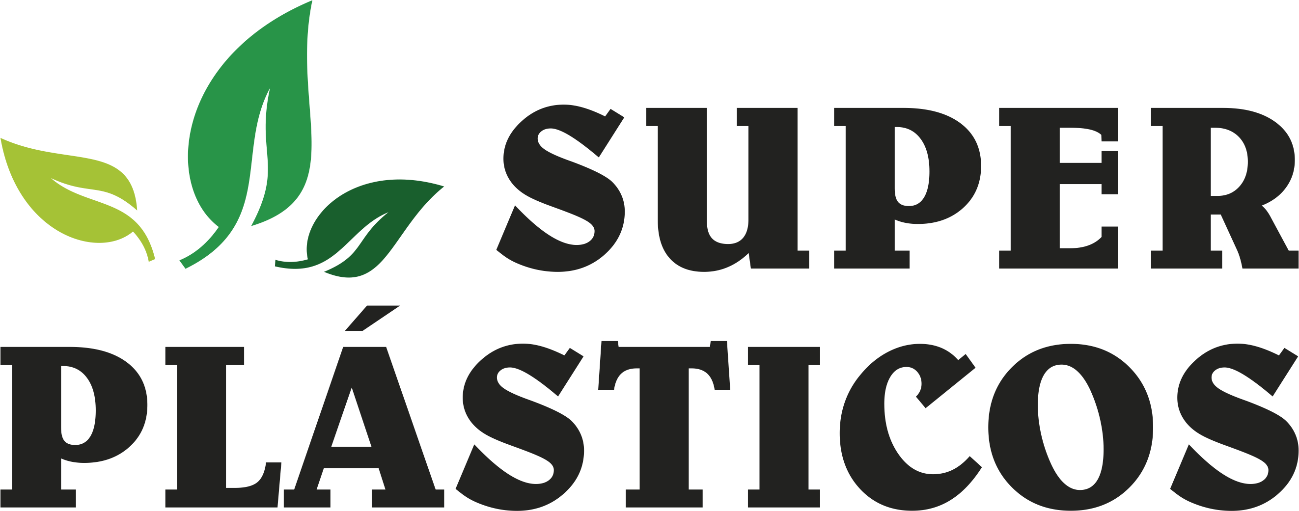 logo - super plasticos