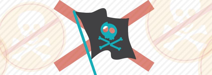 anti-pirataria