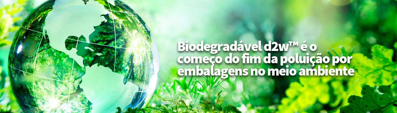 Biodegradáveis d2w