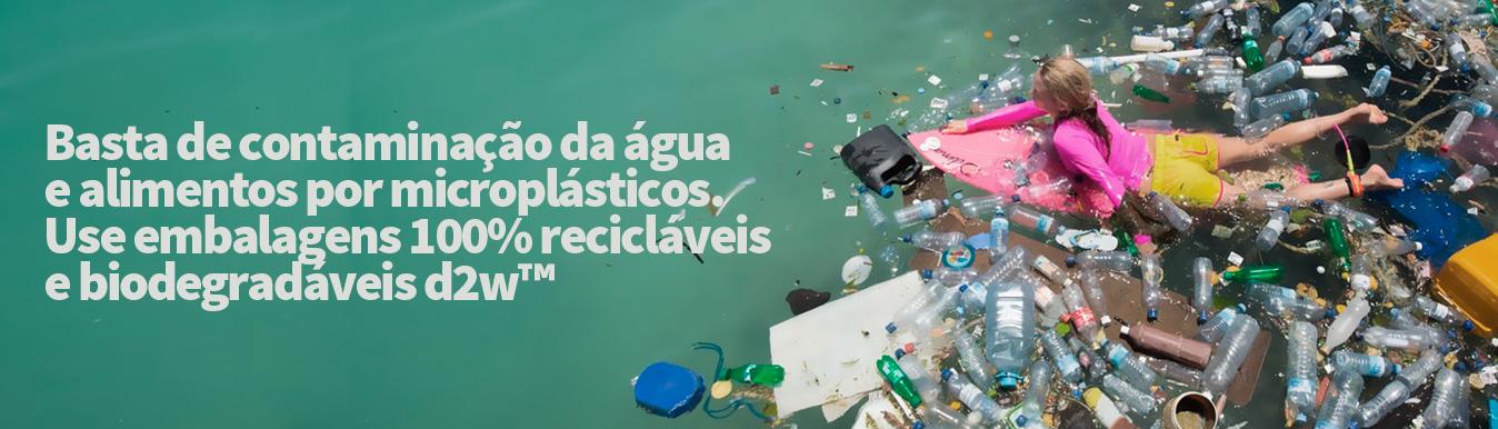 embalagens biodegradáveis 100% recicláveis